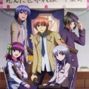 Anime Angel Beats! Merayakan Ulang Tahun Ke-10 27
