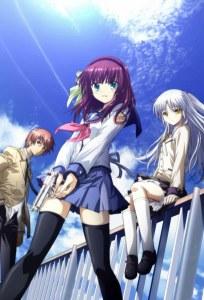 Anime Angel Beats! Merayakan Ulang Tahun Ke-10 2