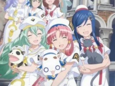 Anime TV Aria Dapatkan Karya Baru untuk Peringatan Ulang Tahun Ke-15 Pada Musim Dingin Nanti 21