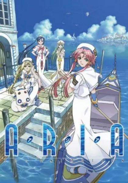 Proyek Baru Aria untuk Ulang Tahun Ke-15 Diperankan oleh Rina Satou Sebagai Athena 1