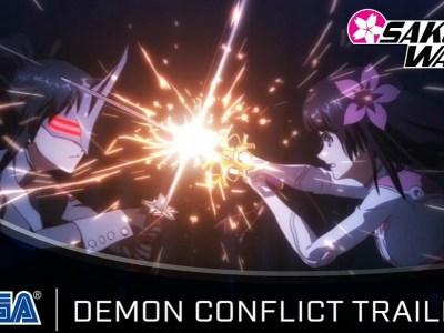 Trailer 'Demon Conflict' untuk Game Sakura Wars Baru Dirilis 7