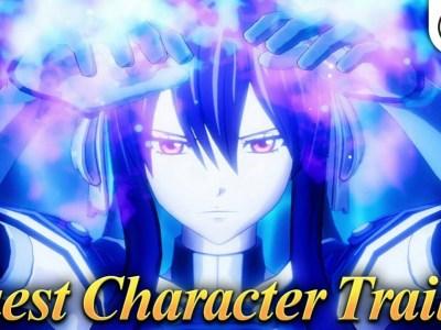Trailer RPG Fairy Tail Perlihatkan Karakter Tamu 8