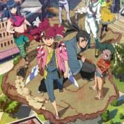 Anime Appare-Ranman! Garapan P.A. Works Ditunda Karena COVID-19 15
