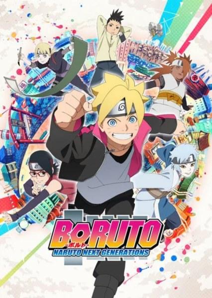 Anime Boruto: Naruto Next Generations Diperankan oleh Kenjiro Tsuda sebagai Jigen dalam Arc Baru 1
