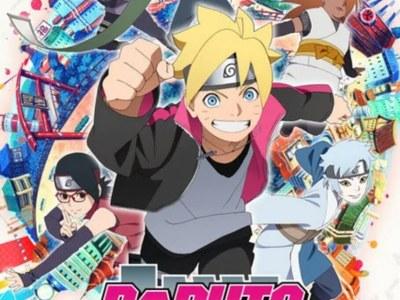 Anime Boruto: Naruto Next Generations Diperankan oleh Kenjiro Tsuda sebagai Jigen dalam Arc Baru 19