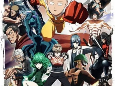 Manga One-Punch Man Dapatkan Film Live-Action Hollywood 8