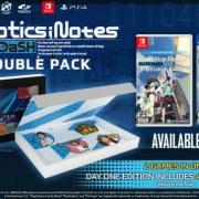 Game Koleksi Robotics;Notes Double Pack Akan Diluncurkan untuk Switch, PS4 di Amerika Utara Pada Tanggal 13 Oktober 16