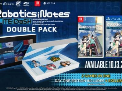 Game Koleksi Robotics;Notes Double Pack Akan Diluncurkan untuk Switch, PS4 di Amerika Utara Pada Tanggal 13 Oktober 1