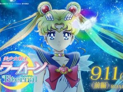 Film Sailor Moon Eternal Ungkap Seiyuu, Video Teaser, Visual 4