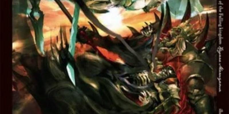 Seri Novel Overlord Dikonfirmasi Akan Berakhir Dengan Volume Ke-17 1