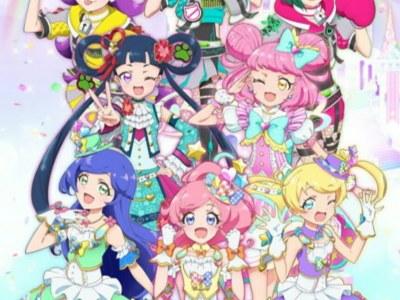 Anime Kiratto Pri☆Chan Tunda Episode Baru Karena COVID-19 2