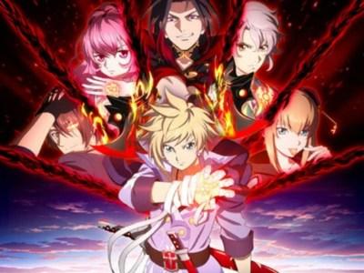 Bandai Namco Ent. Berencana Untuk Merilis Game Smartphone Tales of Crestoria Di Seluruh Dunia Pada Awal Bulan Juni 1