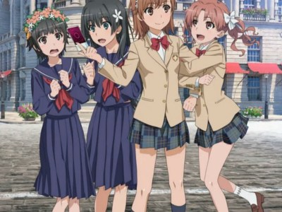 Anime A Certain Scientific Railgun T Mengonfirmasi Arc Dream Ranker, Seiyuu Baru 7