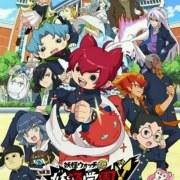 Anime TV Yo-kai Watch Baru Tunda Episode Baru 104