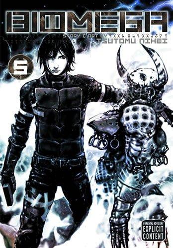 Biomega-manga