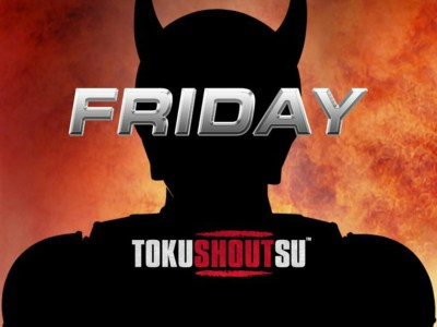 Kanal TokuSHOUTsu dari Shout! Factory Menambahkan Kamen Rider Kuuga 21