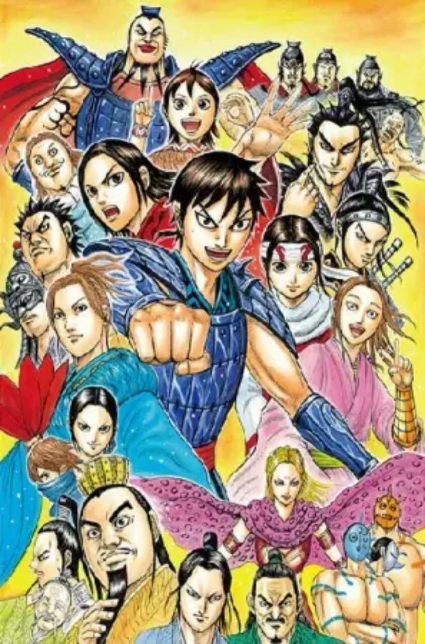 Manga Kingdom Hiatus, Tidak Akan Hadir di 3 Edisi, untuk Perencanaan 1