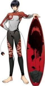 3 Menit Pertama dari Film Anime WAVE!! Surfing Yappe!! Pertama Diperlihatkan 5