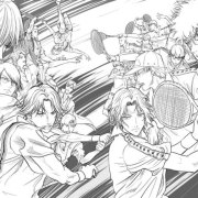 Prince of Tennis Dapatkan Anime Baru 'Hyōtei vs. Rikkai' yang Menampilkan Cerita Orisinal 13