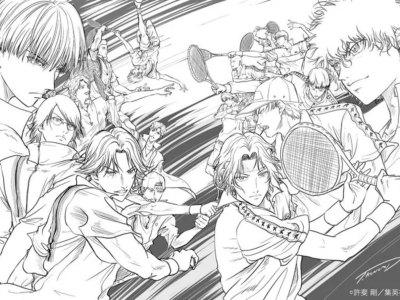 Prince of Tennis Dapatkan Anime Baru 'Hyōtei vs. Rikkai' yang Menampilkan Cerita Orisinal 33