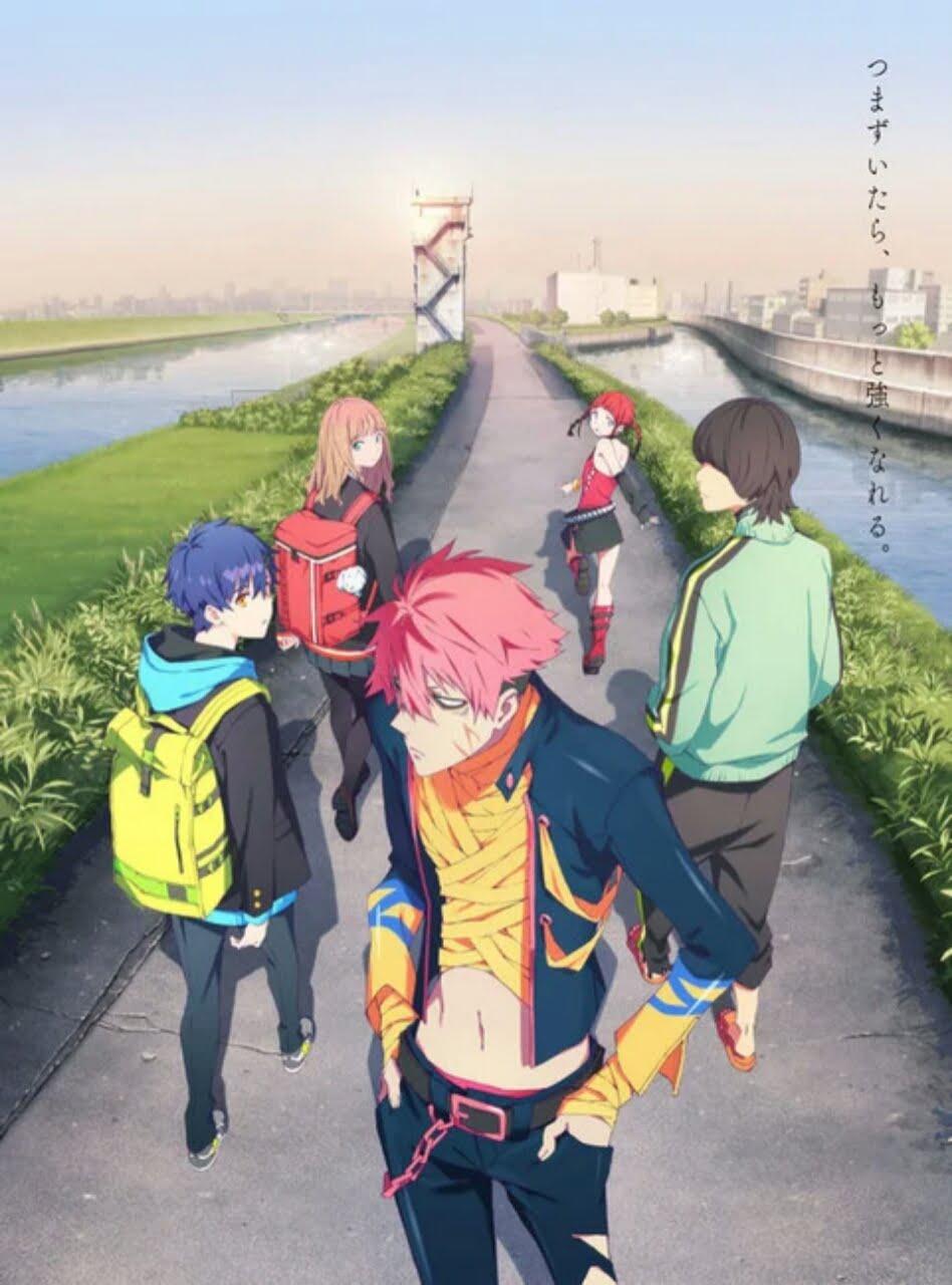 Anime SSSS.Dynazenon Garapan Trigger Ungkap Seiyuu, Visual 1