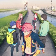 Anime SSSS.Dynazenon Garapan Trigger Ungkap Seiyuu, Visual 10