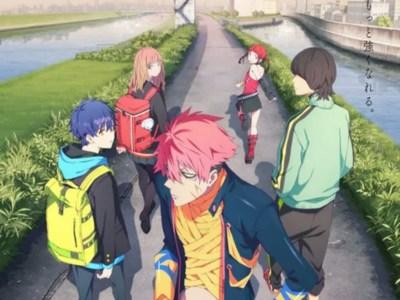 Anime SSSS.Dynazenon Garapan Trigger Ungkap Seiyuu, Visual 36