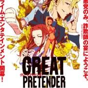 Video Baru Anime Great Pretender Garapan WIT Studio Ungkap Tanggal Tayangnya di Netflix di Jepang 15