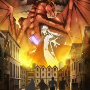 Anime Dragon Goes House-Hunting Ungkap Staf, Visual, Format Animenya 11