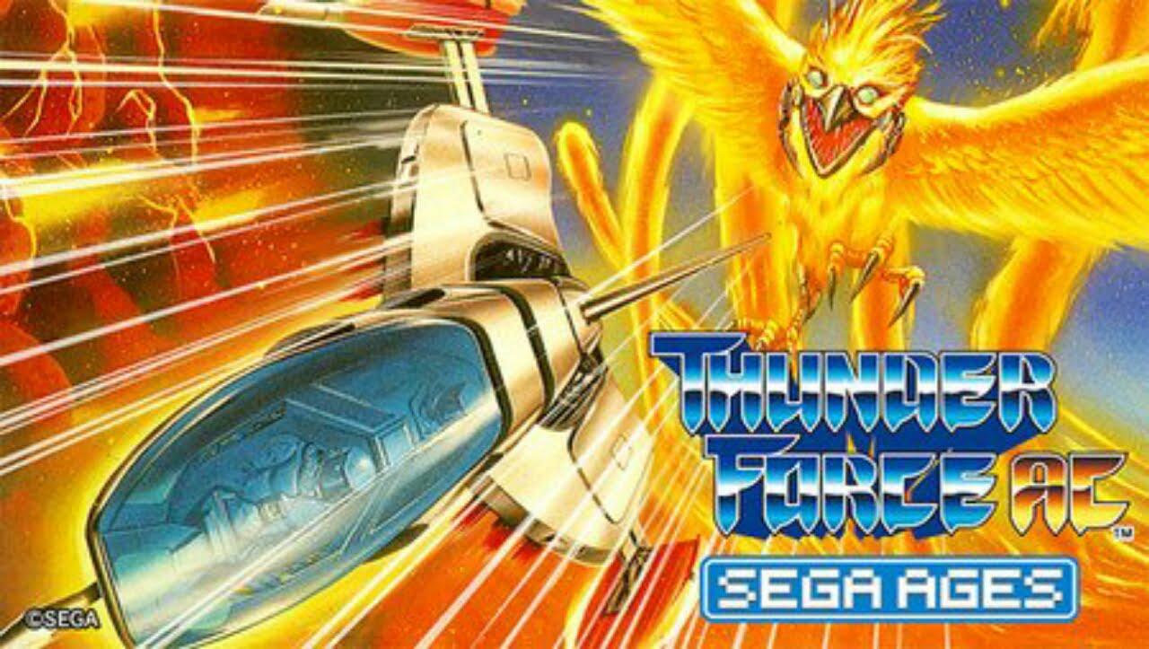 Game Thunder Force AC Akan Diluncurkan untuk Switch di Jepang Melalui Proyek Sega Ages Pada Tanggal 14 Mei 1
