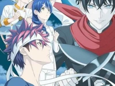 Anime Food Wars! Shokugeki no Soma Tidak Akan Berlanjut Hingga Juli atau Lebih Lama Karena COVID-19 1