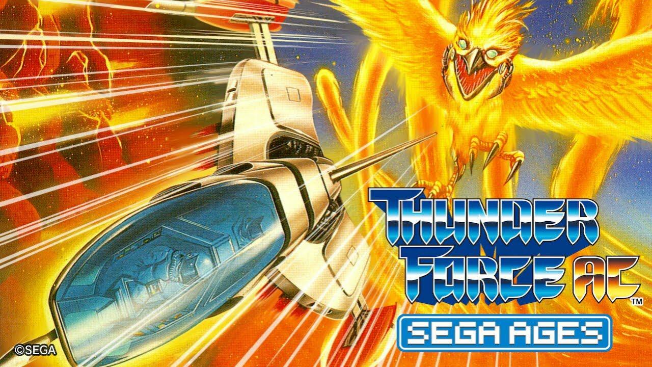 Game Thunder Force AC Akan Diluncurkan untuk Switch di Barat Melalui Proyek Sega Ages Pada Tanggal 28 Mei 1