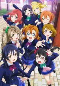 Anime Love Live! Baru Ungkap Nama Karakter, Visual Baru, Staf yang Kembali 3
