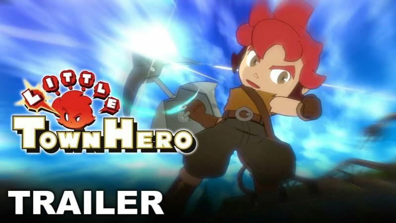Trailer Versi Inggris dari Game Little Town Hero Versi PS4 Dirilis 1