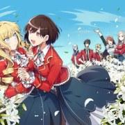 Novel Ringan Yuri 'Watashi no Oshi wa Akuyaku Reijō' Dapatkan Manga 14