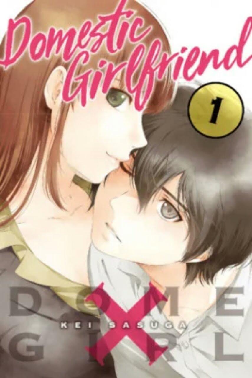 Manga Domestic Girlfriend Akan Berakhir Dalam 3 Chapter Lagi 1
