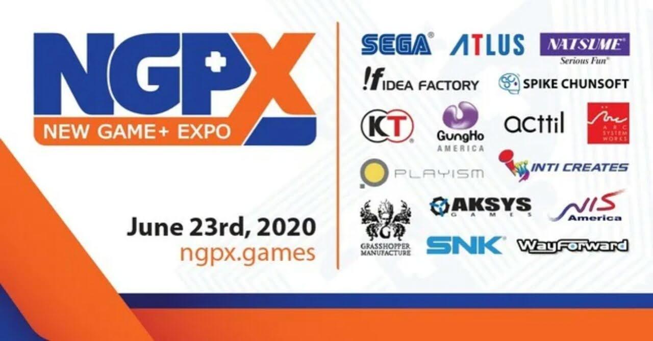 Kolaborasi Penerbit New Game+ Expo Menayangkan Presentasi pada Tanggal 23 Juni 1