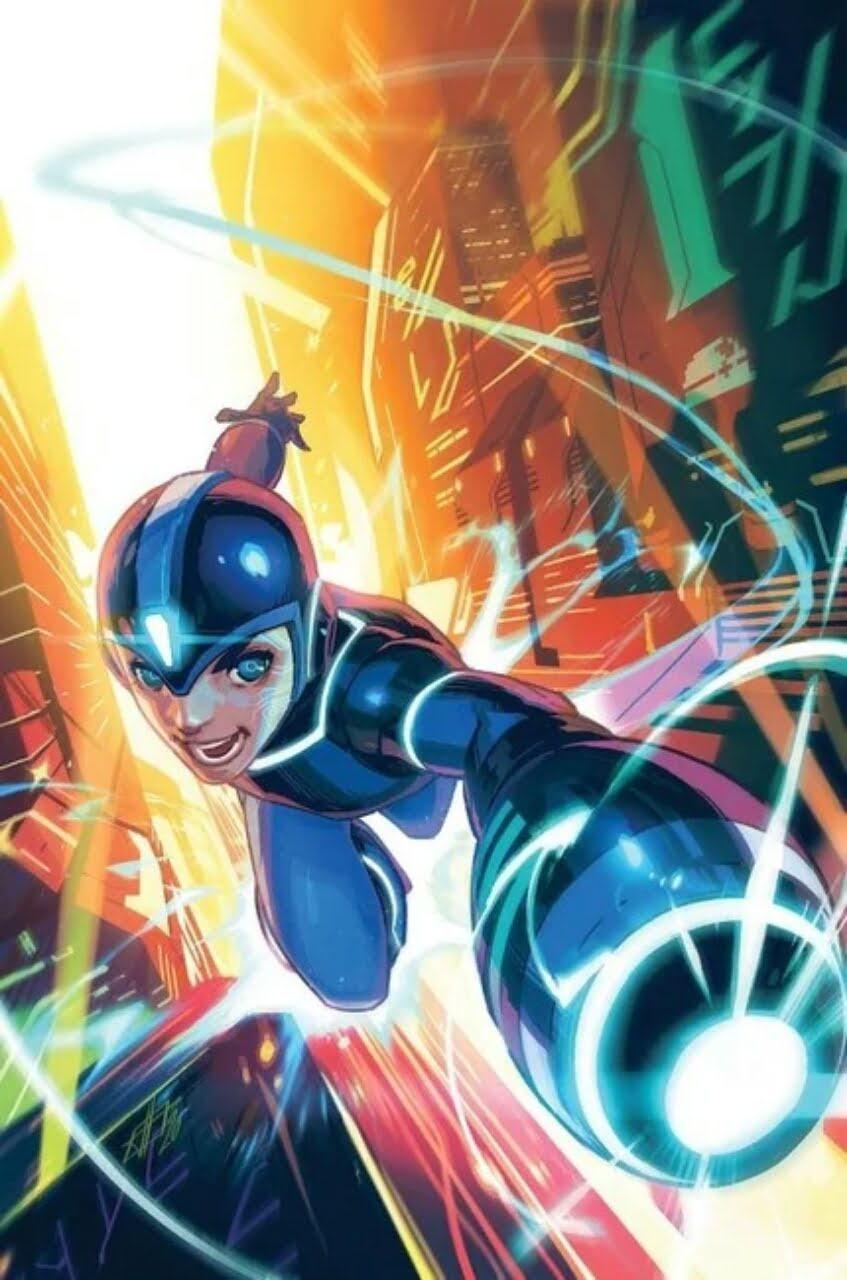 Boom! Studios akan Meluncurkan Seri Komik 6 Edisi Mega Man: Fully Charged 1