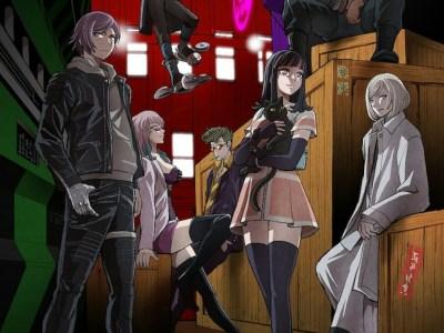 Anime Akudama Drive Dapatkan Manga pada Bulan Juli 20