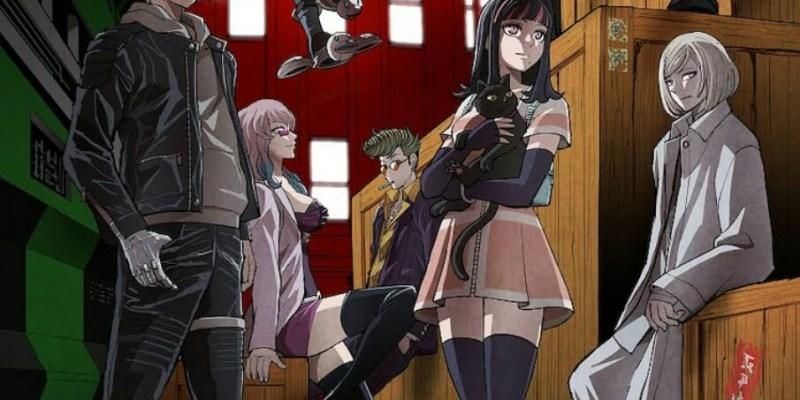 Anime Akudama Drive Dapatkan Manga pada Bulan Juli 1