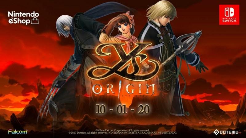 Tanggal Rilis Game Ys Origin untuk Switch Telah Diungkap 1