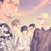 Manga dari Film 'HiGH&LOW The Worst' akan Berakhir Pada 6 Oktober 17