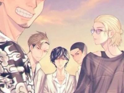 Manga dari Film 'HiGH&LOW The Worst' akan Berakhir Pada 6 Oktober 4