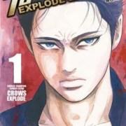 Manga Crows Explode akan Berakhir pada Tanggal 6 Oktober 16