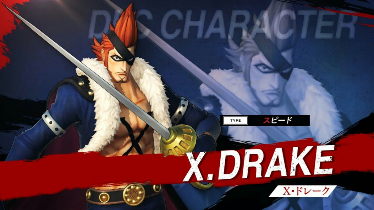Game One Piece Pirate Warriors 4 Perlihatkan Karakter DLC X Drake dalam Video 1
