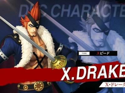 Game One Piece Pirate Warriors 4 Perlihatkan Karakter DLC X Drake dalam Video 42