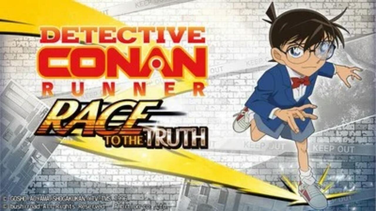 Game Smartphone Detective Conan Runner akan Ditutup pada Tanggal 30 Oktober 1
