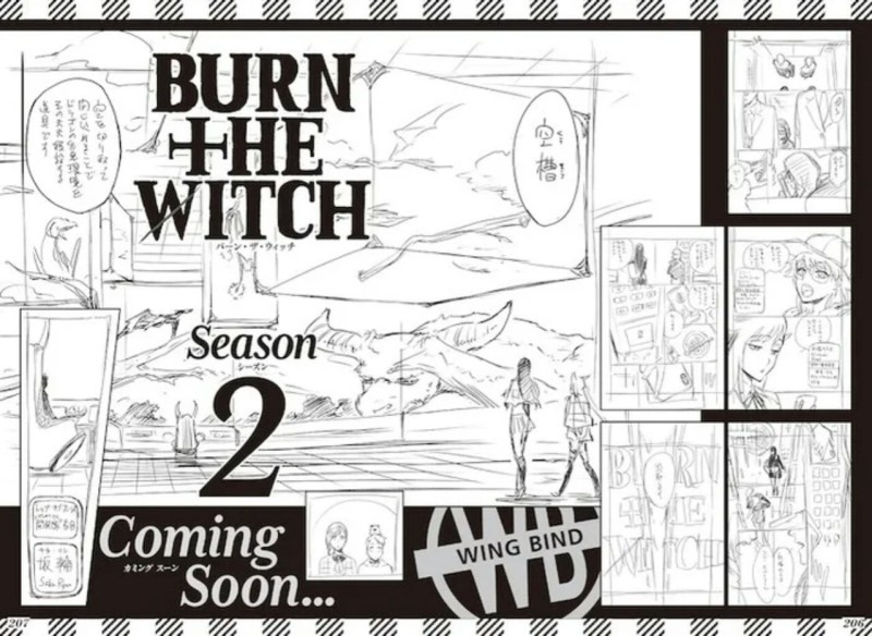 Tite Kubo Segera Merilis Manga Sekuel Burn the Witch 'Season 2' 1