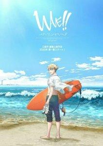 3 Menit Pertama dari Film Anime WAVE!! Surfing Yappe!! Pertama Diperlihatkan 10