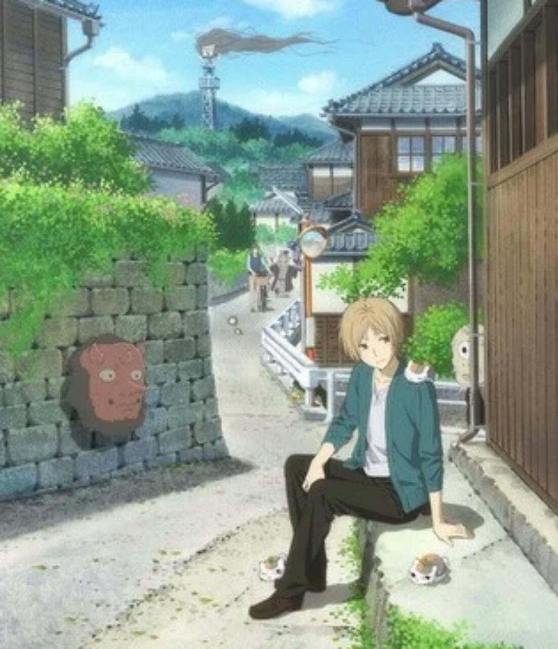 Natsume's Book of Friends Mendapatkan Film Anime untuk Awal Musim Semi Tahun 2021 1